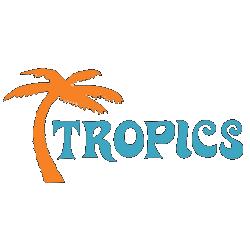 tropics true north hockey canada true north hockey flint tropics logo url Flint Tropics Logo Warm Up Jersey S